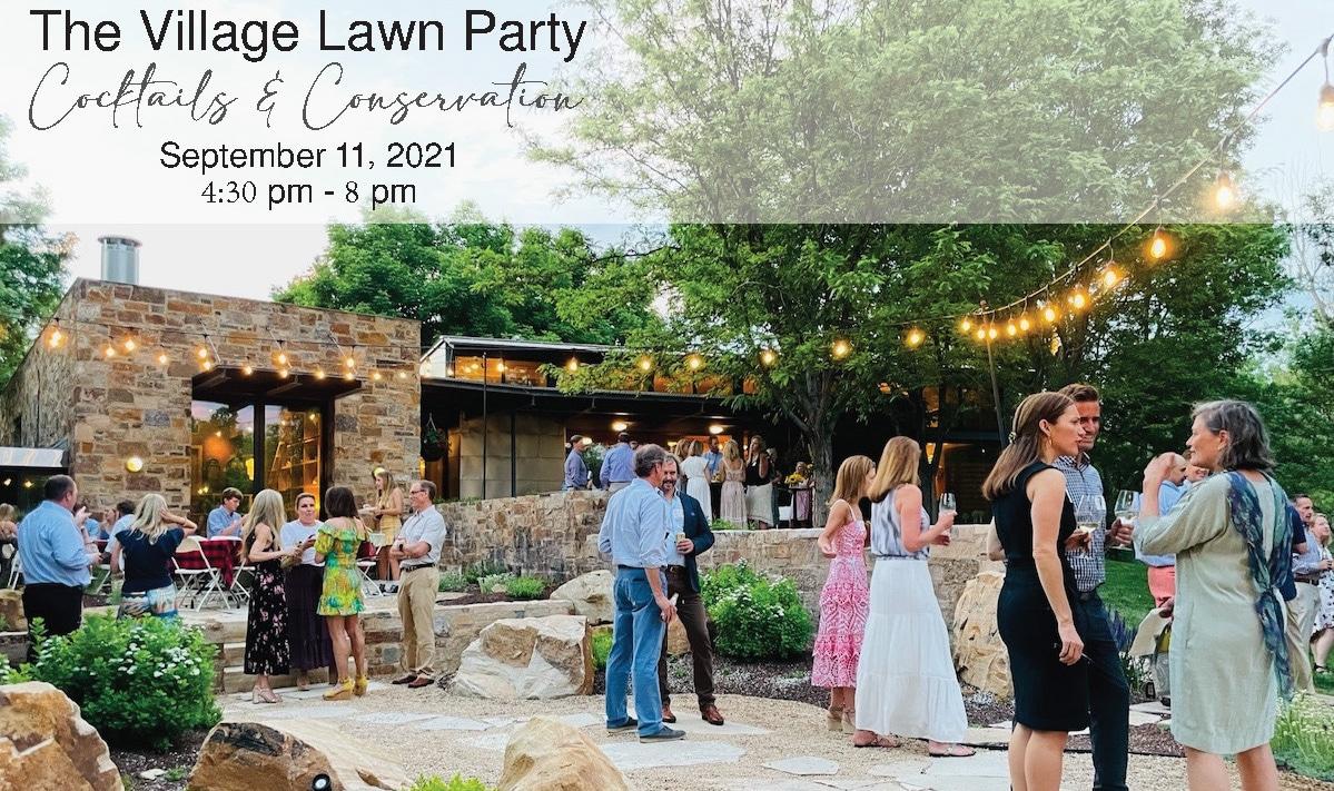 The Village Lawn Party